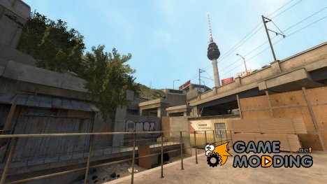 de_overpass_csgo для Counter-Strike Source