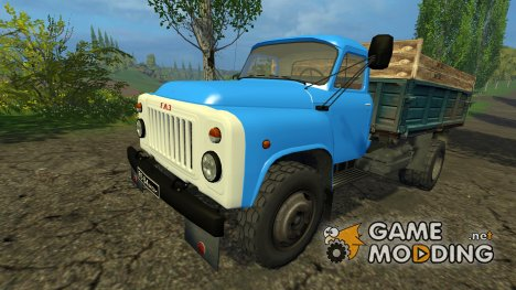 ГАЗ 53 for Farming Simulator 2015