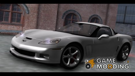 2010 Chevrolet Corvette Grand Sport for GTA San Andreas