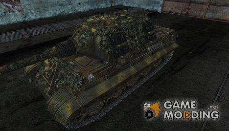 Шкурка для JagdTiger для World of Tanks