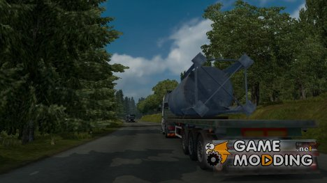 Panjelajers Indo Map v 1.3 for Euro Truck Simulator 2