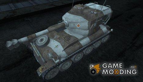 Шкурка для AMX 12t for World of Tanks