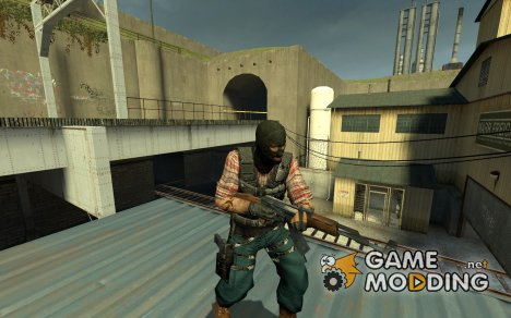 Mountain Gaurd for Counter-Strike Source