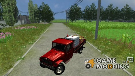 Toyota Bandeirantes для Farming Simulator 2013
