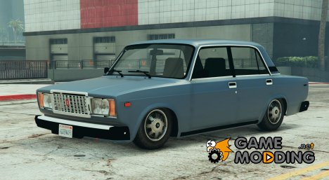 VAZ-2107 0.1 BETA for GTA 5