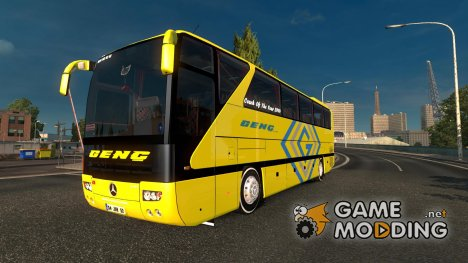 Mercedes Benz O403 Bus Mod for Euro Truck Simulator 2