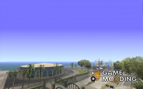 New Timecycle для GTA San Andreas