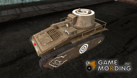 Leichtetraktor от Mutuh для World of Tanks