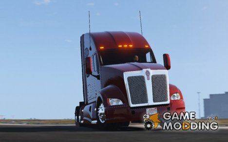 Kenworth T700 for GTA 5