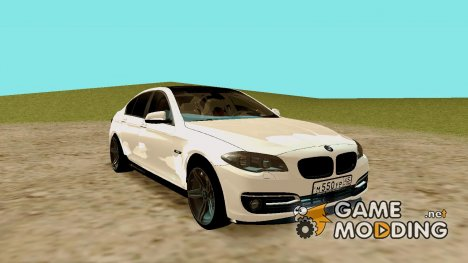 BMW 550 F10 xDrive for GTA San Andreas