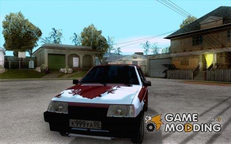 VAZ-2109 for GTA San Andreas