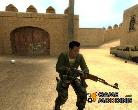 Asian Terrorist for Counter-Strike Source