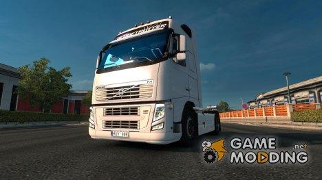 Volvo FH для Euro Truck Simulator 2