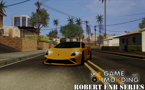 ENB by Robert for SA-MP V7 for GTA San Andreas