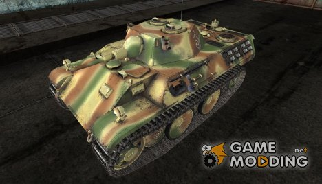 VK1602 Leopard 17 для World of Tanks