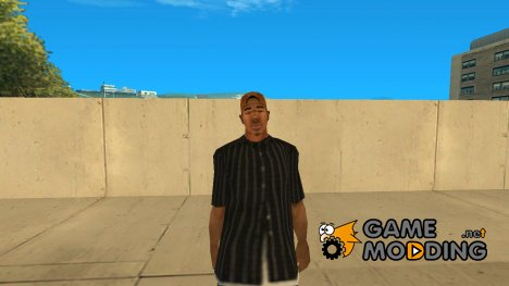 Nigga thin for GTA San Andreas