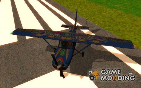 Новый самолёт Dodo for GTA San Andreas