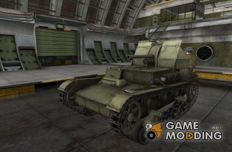Ремоделлинг для СУ-5 for World of Tanks