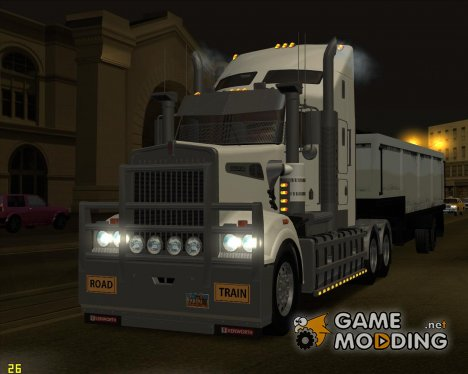 Kenworth T908 for GTA San Andreas