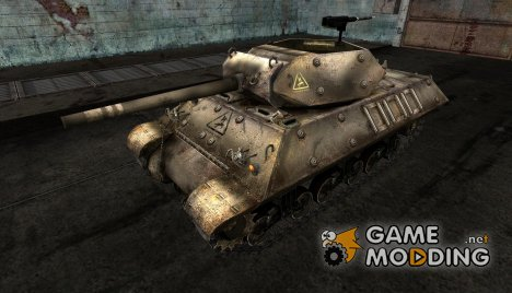 Шкурка для M10 Wolverine от WoWsa для World of Tanks