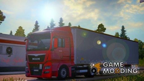 Krone SDP27 for Euro Truck Simulator 2