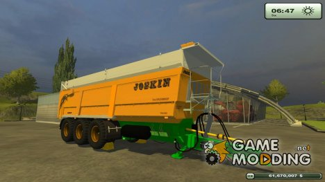 Joskin Trans-Space 8000-27 for Farming Simulator 2013
