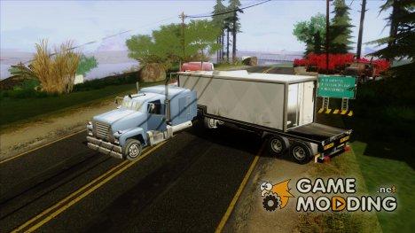 Анти-отцепление прицепа для GTA San Andreas