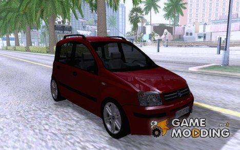 2004 Fiat Panda for GTA San Andreas
