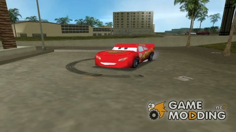 Lightning McQueen for GTA Vice City