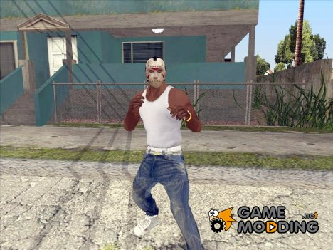 Маска Майкла GTA V for GTA San Andreas
