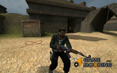 Camo Leet2 By DyNEs для Counter-Strike Source