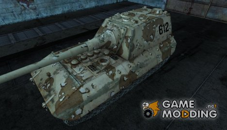 Шкурка для JagdPz E-100 для World of Tanks