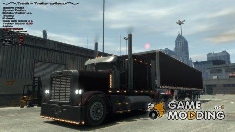 Trailer mod for GTA 4