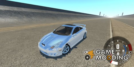 Toyota Celica TRD for BeamNG.Drive