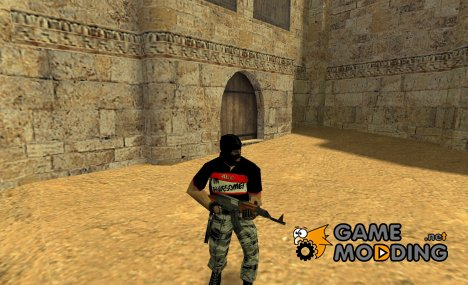 The Miz Terror for Counter-Strike 1.6
