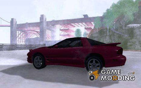 2002 Pontiac Firebird Trans Am for GTA San Andreas