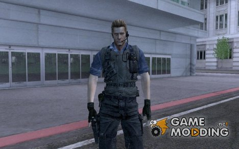 Albert Wesker for GTA San Andreas