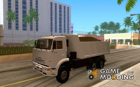 КамАЗ 6520 Самосвал for GTA San Andreas