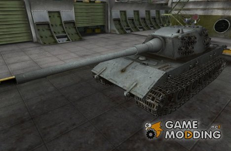 Ремоделинг Е-100 для World of Tanks