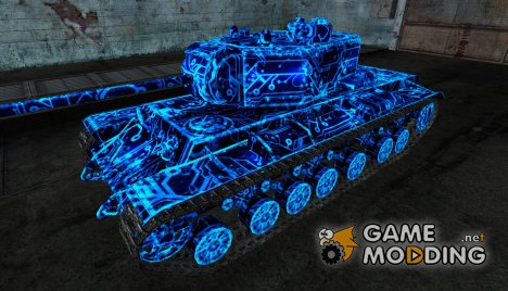 КВ-3 genevie 1 для World of Tanks