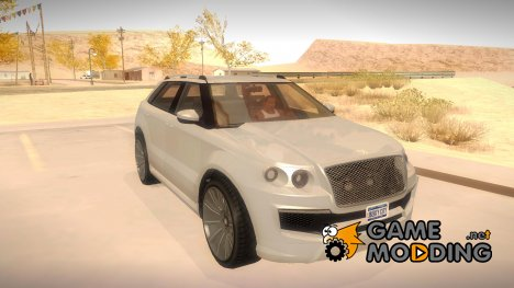 GTA V Huntley S для GTA San Andreas