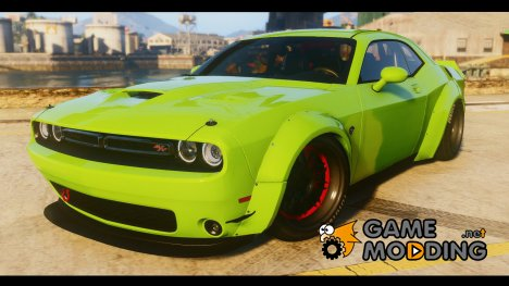 2015 Dodge Challenger 1.0 for GTA 5