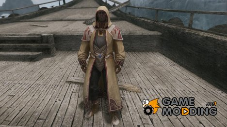 Psijic Archmage Robes for TES V Skyrim