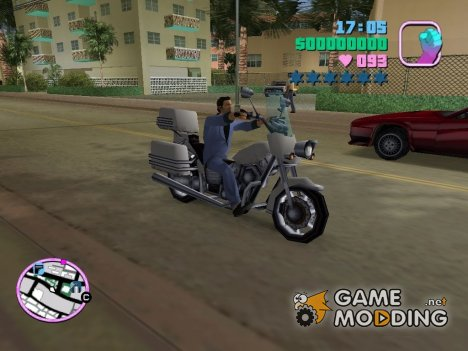 WinterGreen из Vice City Stories for GTA Vice City