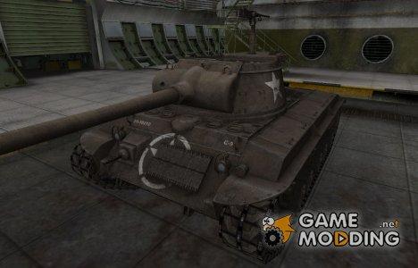 Исторический камуфляж T25/2 для World of Tanks
