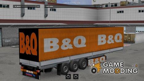 B & Q для Euro Truck Simulator 2