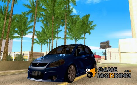 Suzuki SX4 - Stock for GTA San Andreas