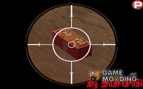 Деньги Pastent TV для GTA San Andreas