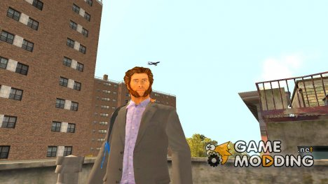 Хью Джекман для GTA 4