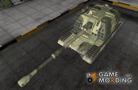 Ремоделинг Bat Chatillon 155 for World of Tanks